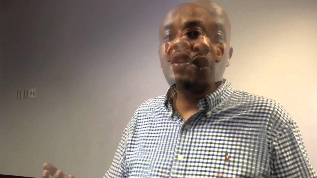 YouTube hip hop curator and University of Iowa graduate Tuma Basa.