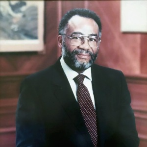Former University of Maryland Chancellor John B. Slaughter