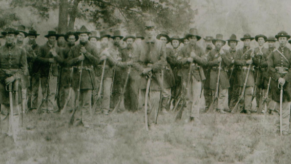 3rd Iowa Volunteer Infantry during the Civil War