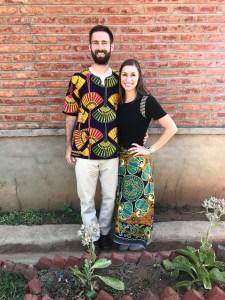 Northwestern University's Tad and Karly Glibert