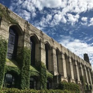 The Deering Library at Northwestern University.
