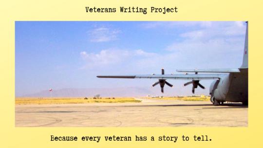 A C-130 waits on an airstrip
