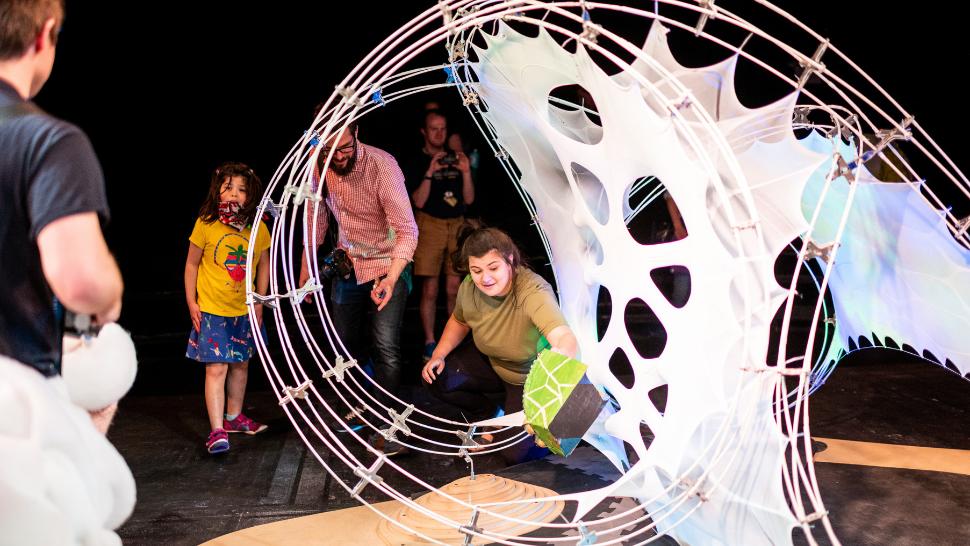UM, MSU collaborate on sensory-adapted theatre experience: BTN LiveBIG