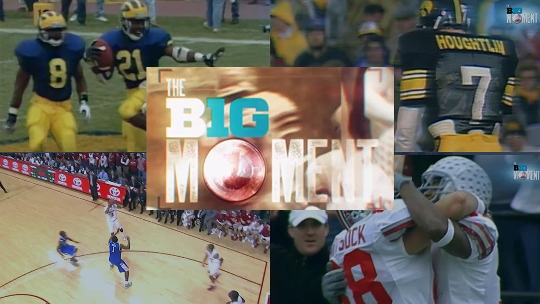 Watch these B1G Moments now