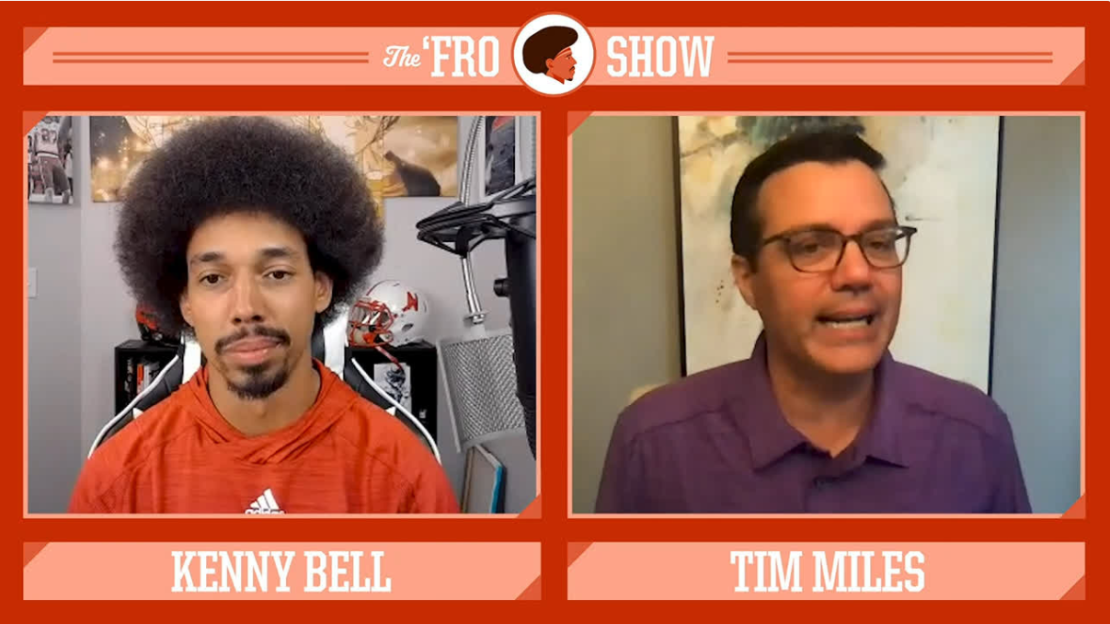 New guest with Kenny Bell