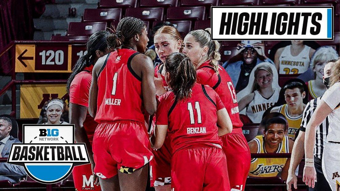 Women's basketball highlights