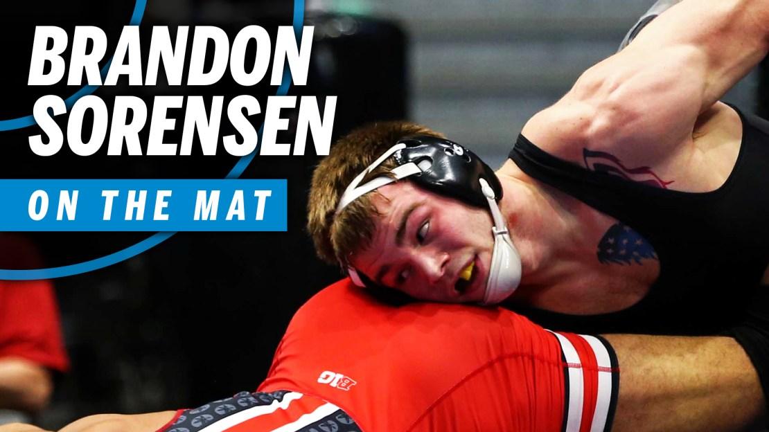 BTN's digital wrestling series