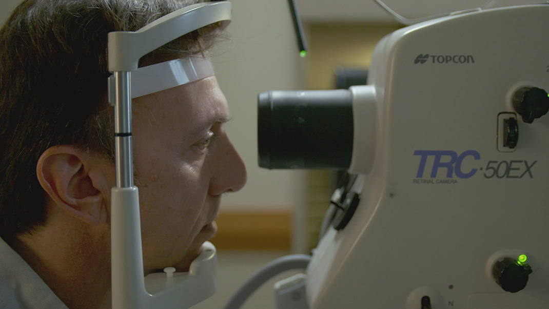 Minnesota researchers look Alzheimer's in the eye: BTN LiveBIG